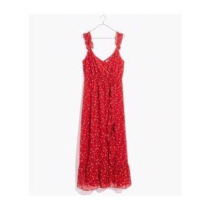 NWT Madewell Wrap Dress